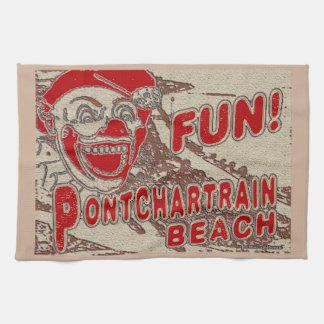 Pontchartrain Beach Towels