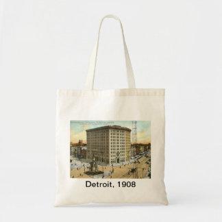 Pontchartrain Hotel, Detroit MI 1908 Vintage Bags
