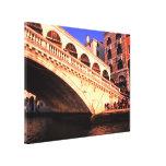 Ponte Rialto Canvas Prints