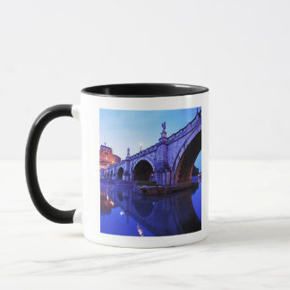Ponte Sant' Angelo and Castel Sant' Angelo over Mug