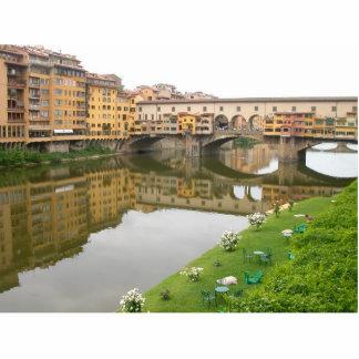 Ponte Vecchio Bridge Cut Outs