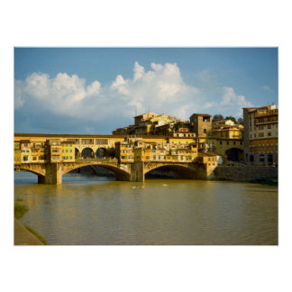 Ponte Vecchio, Firenze, Florence Poster