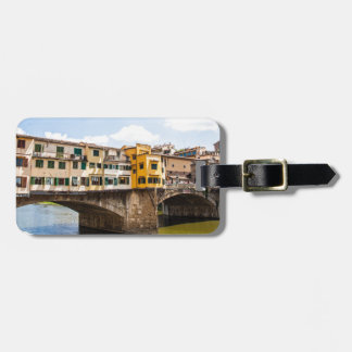 Ponte Vecchio - Florence Bag Tag