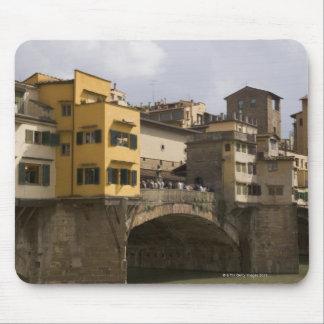 Ponte Vecchio Florence Italy 2 Mouse Mat
