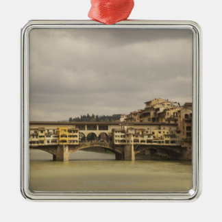 Ponte Vecchio Florence Italy Christmas Ornament