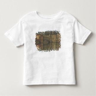 Ponte Vecchio, Florence (oil on canvas) Toddler T-Shirt