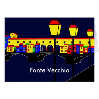 Ponte Vecchio Inspirations Card