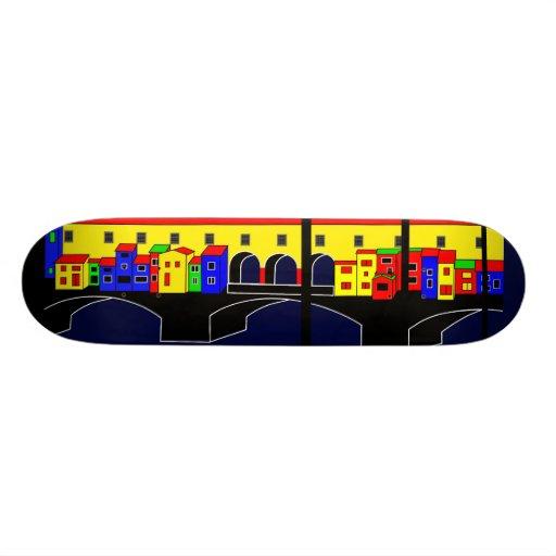 Ponte Vecchio Inspirations Skate Deck