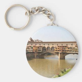 ponte vecchio key ring