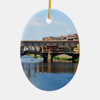 Ponte Vecchio Ornament