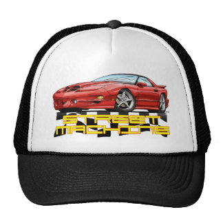 Pontiac 4th Gen Trans Am Trucker Hat
