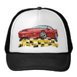 Pontiac 4th Gen Trans Am Mesh Hats