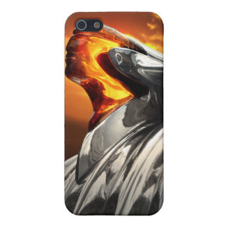 Pontiac Chieftain Sunset Poncho iPhone 4 Case