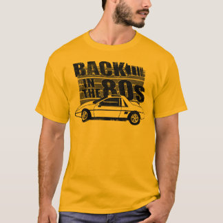 Pontiac Fiero Back In The 80s Graphic T-Shirt