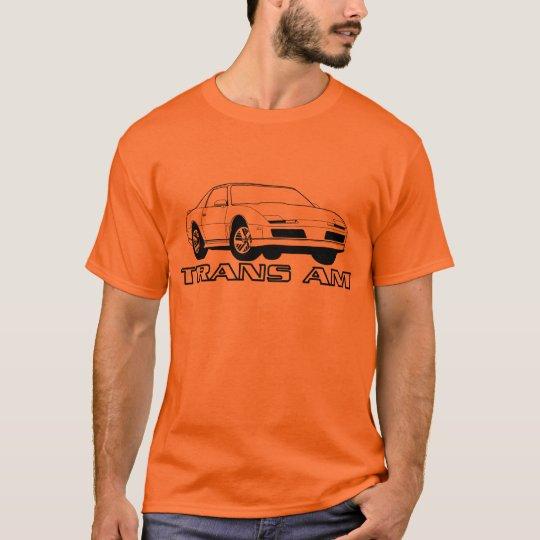 Pontiac Firebird Trans Am Shirt