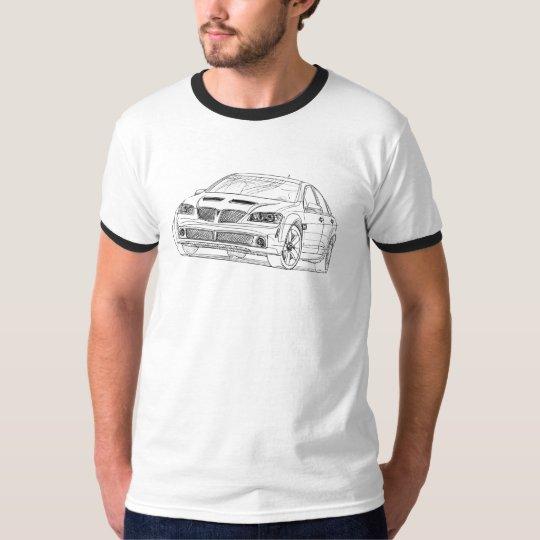 Pontiac G8 GT 2008 T-Shirt