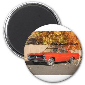 Pontiac GTO Fridge Magnet