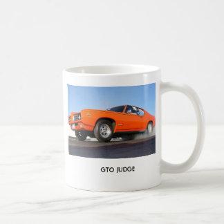 pontiac-gto-judge, GTO JUDGE Coffee Mug