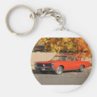 Pontiac GTO Key Ring