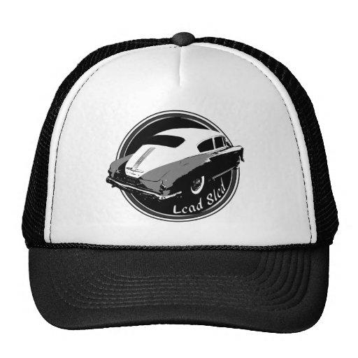 pontiac lead sled gray skies low rider hats