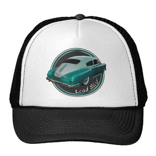 pontiac lead sled pearl lowrider mesh hat