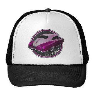 Pontiac Lowrider Lead Sled Pink Mesh Hat