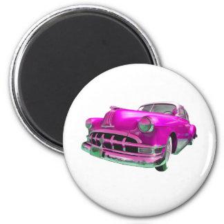 pontiac pink refrigerator magnets