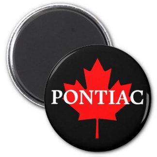 Pontiac Refrigerator Magnets