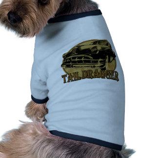 Pontiac Tail Draggin Lowrider Pet Clothing