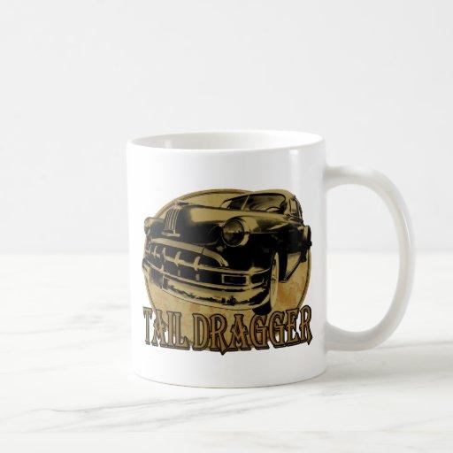 Pontiac Tail Draggin Lowrider Mugs