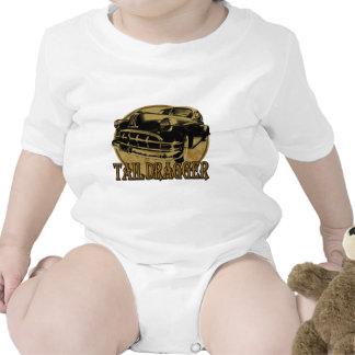 Pontiac Tail Draggin Lowrider Tee Shirt
