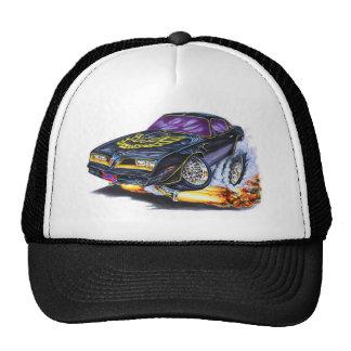 pontiac trans am art trucker hat