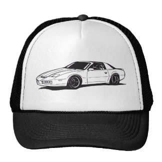 Pontiac Trans Am Hat