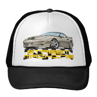 Pontiac Trans Am Trucker Hats