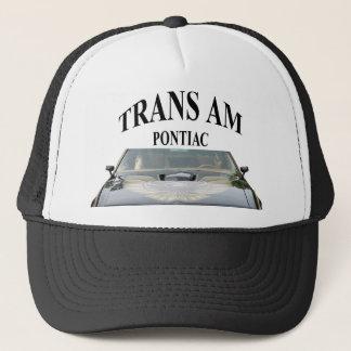 Pontiac Trucker Hat