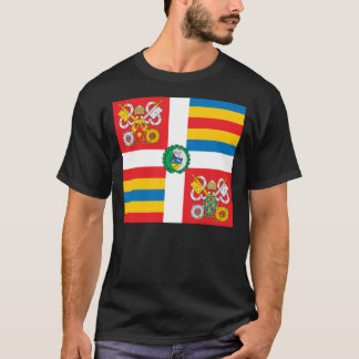 Pontifical Swiss Guard Banner T-shirt