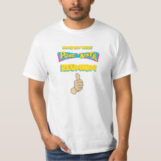 Pontimental sand bay reunion tee shirt