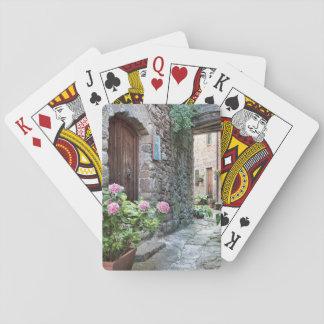 Pontito Pathway Playing Cards