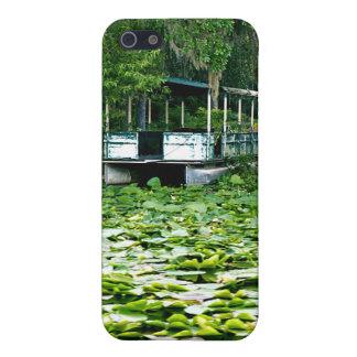 Pontoon Boat  iPhone 5 Case