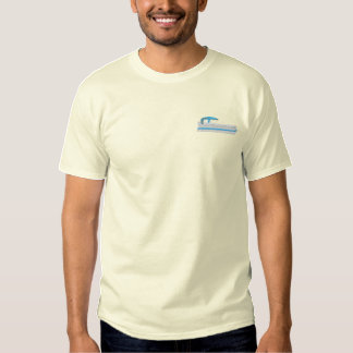 Pontoon Embroidered T-Shirt