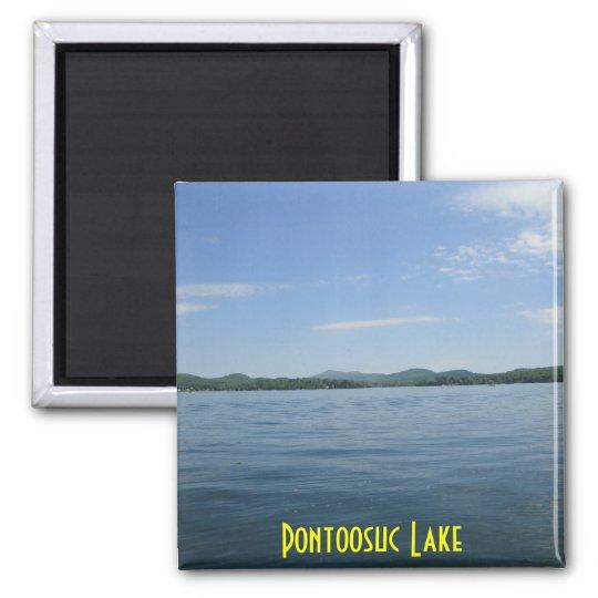 Pontoosuc Lake Magnet