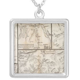 Ponts naturels silver plated necklace