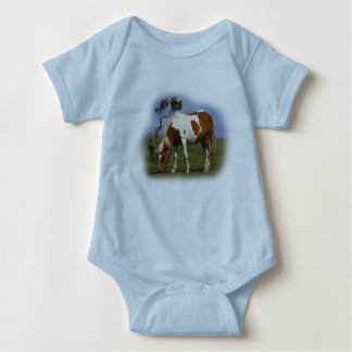 Pony And Lone Gorse infant creeper