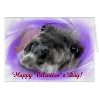 Pony - Card - Valentine` day