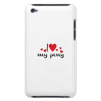 pony Case-Mate iPod touch case