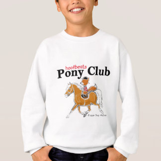 Pony Club T flaxen chestnut.jpg Sweatshirt