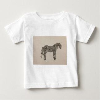 Pony design baby T-Shirt