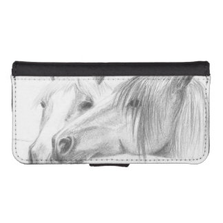 pony friends phone wallet case