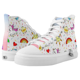 Pony-Galore High Tops