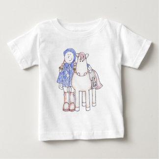 Pony Girl Baby T-Shirt